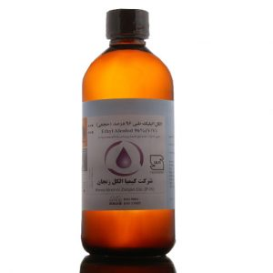 الکل اتیلیک طبی ۹۶ درصد کیمیا الکل زنجان