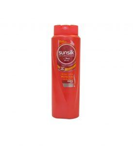 شامپو مو رنگ شده سان سيلک