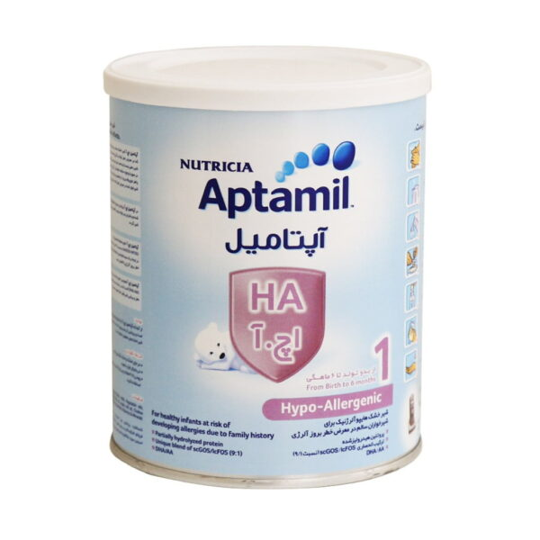 شیر خشک آپتامیل اچ آ ۱ نوتریشیا