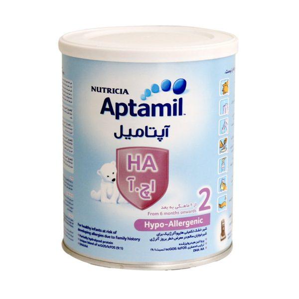 شیر خشک آپتامیل اچ آ ۲