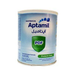 شیر خشک آپتامیل پی دی اف نوتریشیا