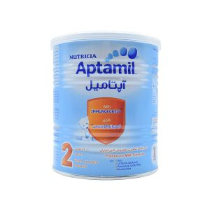 شیر خشک آپتامیل ۲ نوتریشیا