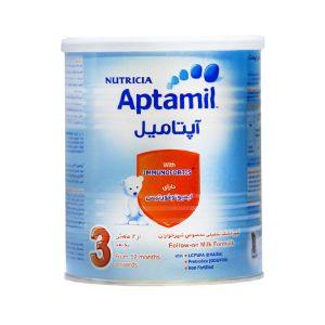 شیر خشک آپتامیل ۳ نوتریشیا