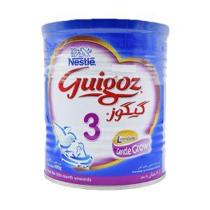 شیر خشک گیگوز 3 نستله
