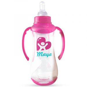 شیشه شیر پیرکس مایا (دسته دار) حجم ۲۵۰میلی لیتر