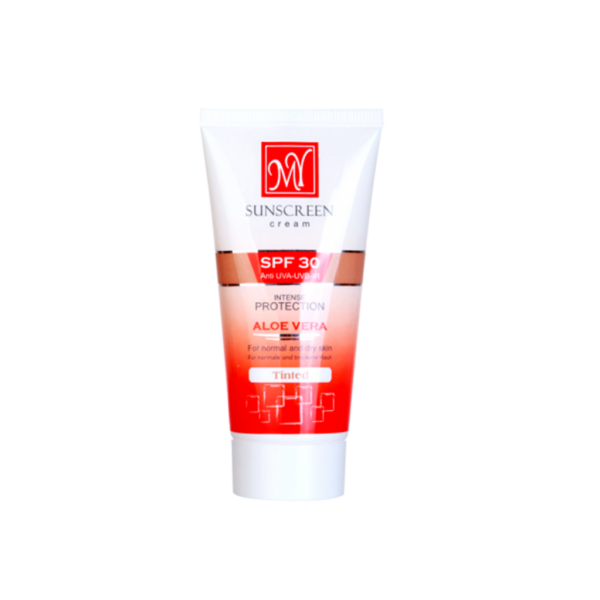کرم ضد آفتاب رنگی SPF30 مای مناسب پوست نرمال و خشک