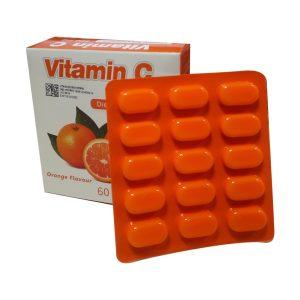 قرص جویدنی ویتامین ث سیمرغ دارو عطار