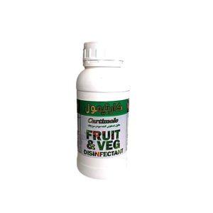 محلول ضدعفونی کننده میوه و سبزیجات کارتیمول