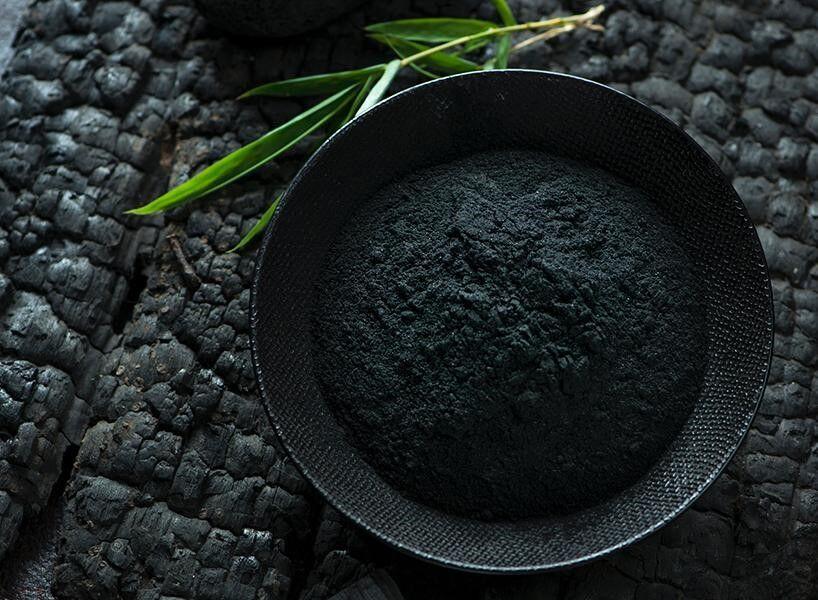 موس واش زغالی پاک کننده عمیق پوست هیدرودرم