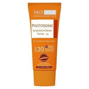 کرم ضد آفتاب رنگی SPF30 فوتوزوم فیس دوکس