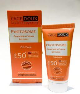 کرم ضد آفتاب فوتوزوم SPF50 فیس دوکس