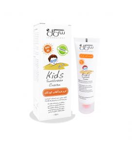 کرم ضد آفتاب کودکان SPF30 سی گل
