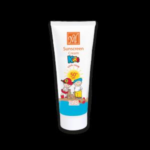 کرم ضد آفتاب کودک SPF50 مای
