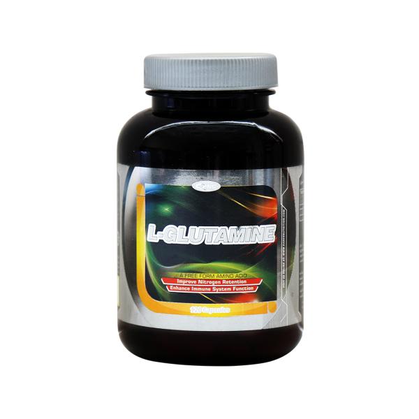کپسول ال گلوتامین پی ان سی کارن