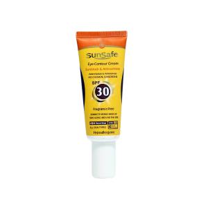 کرم ضد آفتاب رنگی دور چشم SPF30 سان سیف