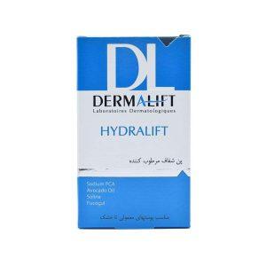 پن شفاف مرطوب کننده درمالیفت مدل Hydralift