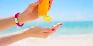 اهمیت استفاده از کرم ضد آفتاب
