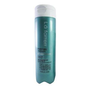 شامپو ضد ریزش مو مناسب موهای چرب لافارر مدل ماینوکسی