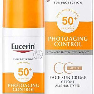 ضد آفتاب سی سی کرم SPF50 اوسرین