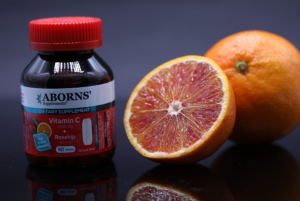 قرص ویتامین ث ابورنز+رزهیپ