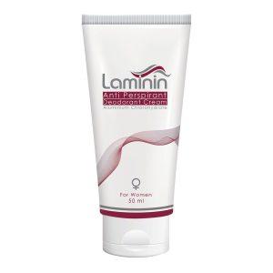 کرم ضد تعریق زنانه لامینین