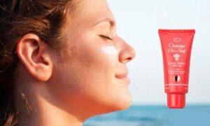 کرم ضد آفتاب رنگی SPF 80 کریستین دیزنف