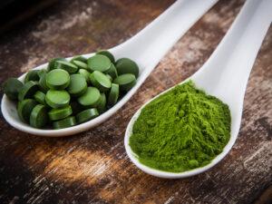 خواص جلبک سبز کلرلا برای بدن