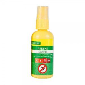 محلول اسپری دافع حشرات آردن