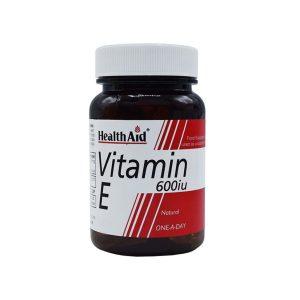 سافت ژل ویتامین ای هلث اید