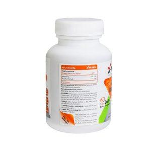 قرص ویتامین C پلاس رز هیپ ایکس مارت