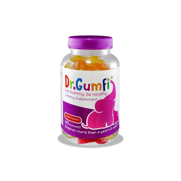پاستیل مولتی ویتامین دکتر گامفی