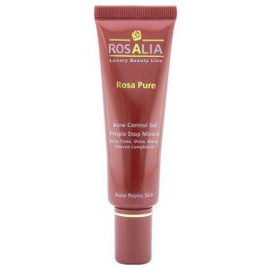 ژل ضد آکنه رزالیا مدل Rosa Pure