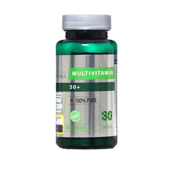 کپسول مولتی ویتامین +50 نوفرما نچرالز
