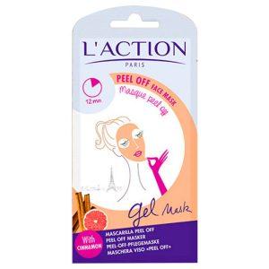 ماسک پاکسازی آلودگی های سطحی پوست لکسیون