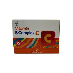 قرص ویتامین ب کمپلکس سی ویتامین لایف