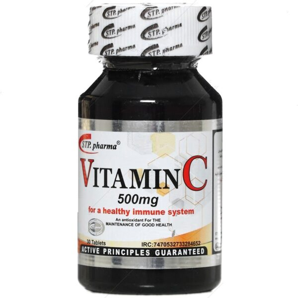 قرص ویتامین ث اس تی پی فارما