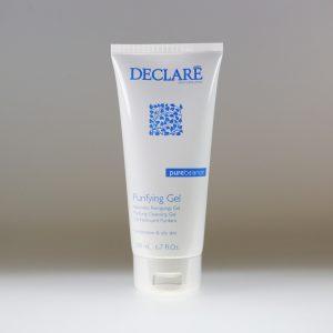 ژل پاک کننده و متعادل کننده چربی پوست دکلره