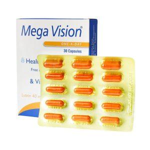 کپسول مگاویژن هلث اید