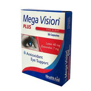 کپسول مگا ویژن پلاس هلث اید