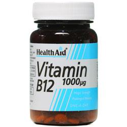 قرص ویتامین B12 هلث اید