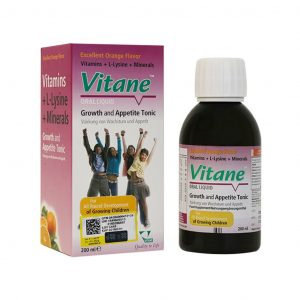 شربت مولتی ویتامین ویتان