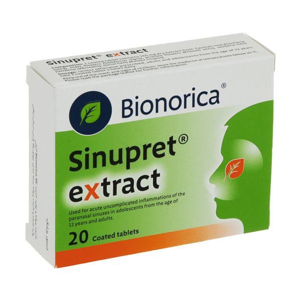 قرص سینوپرت اکسترکت بیونوریکا