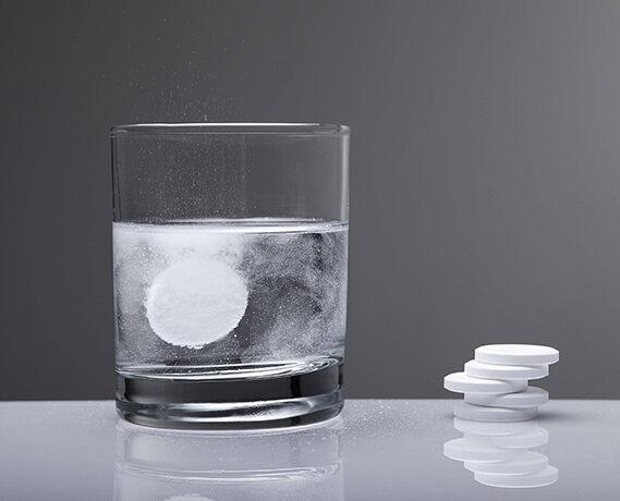 مصرف قرص جوشان ویتامین ث و فواید آن برای بدن