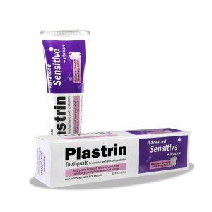خمیر دندان ضد حساسیت و ضد پوسیدگی پلاسترین