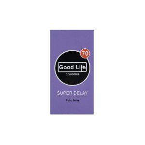 کاندوم گودلایف مدل Super Delay