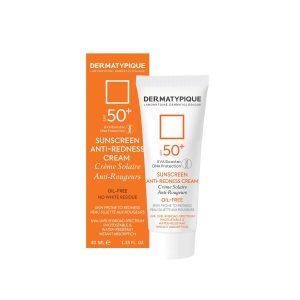 کرم ضد آفتاب و ضد قرمزی SPF50 درماتیپیک