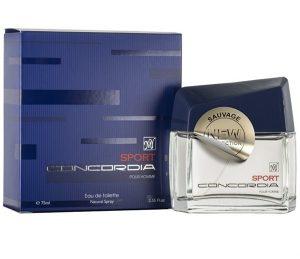 ادوتویلت مردانه مای مدل Concordia Sport Sauvage