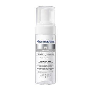 فوم پاک کننده و روشن کننده پوست فارماسریز مدل Puri-Albucin 1