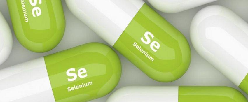 فواید مصرف سلنیوم