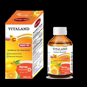 شربت ویتامین ث ویتالند